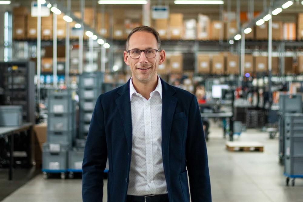 Michael Bleicher, Geschäftsführer bb-net und Experte für zirkuläre IT. Abbildung: bb-net