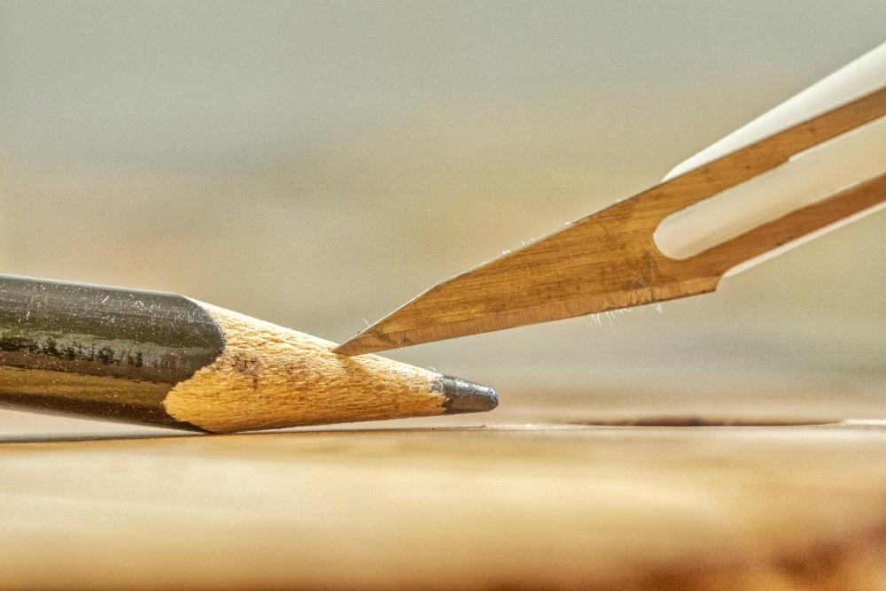 Künftig wird die Nachfrage nach Papier, Bürobedarf und Schreibwaren gering sein. Dann werden auch nur noch nachhaltige PBS-Produkte benötigt. Abbildung: Thomas Kinto, Unsplash