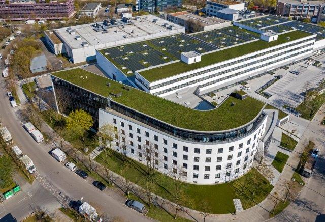 Gewerbe- und Büroquartier Centro Tesoro. Abbildung: Schwaiger Group