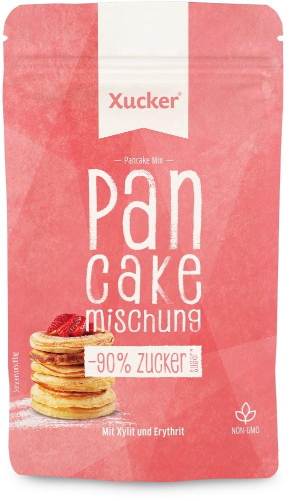 Pancake-Mischung von Xucker.
