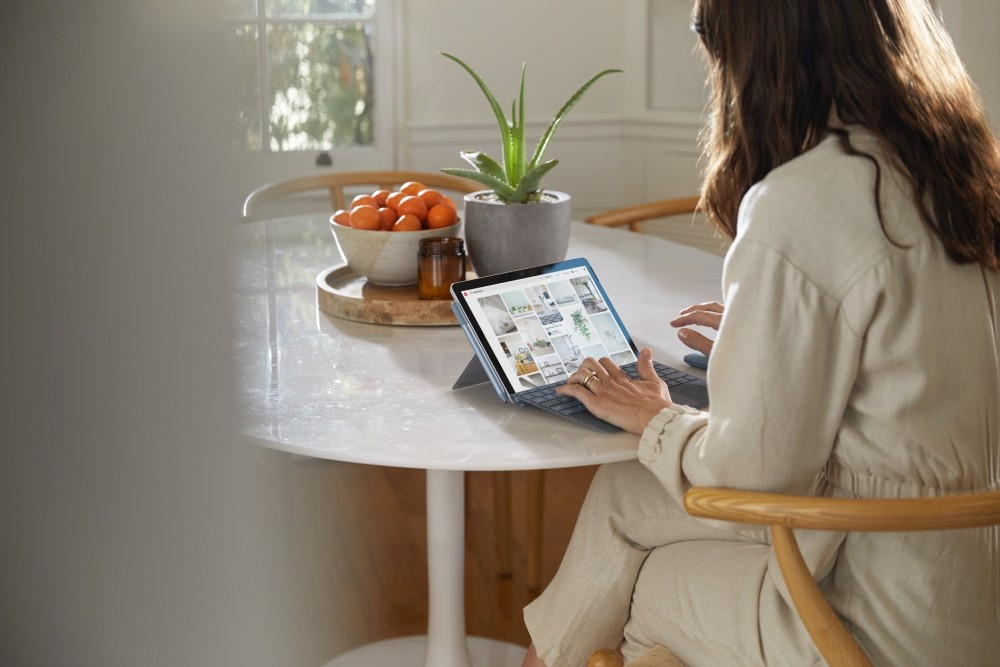 Surface Go 2 von Microsoft.