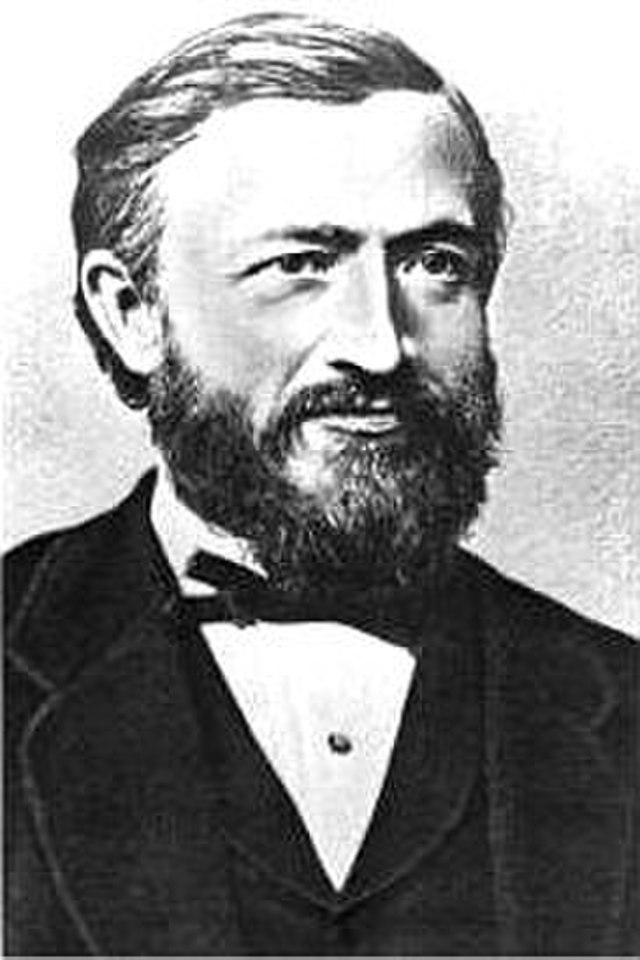Einer der Wegbereiter des Telefons: Philipp Reis. Abbildung: Wikipedia Commons
