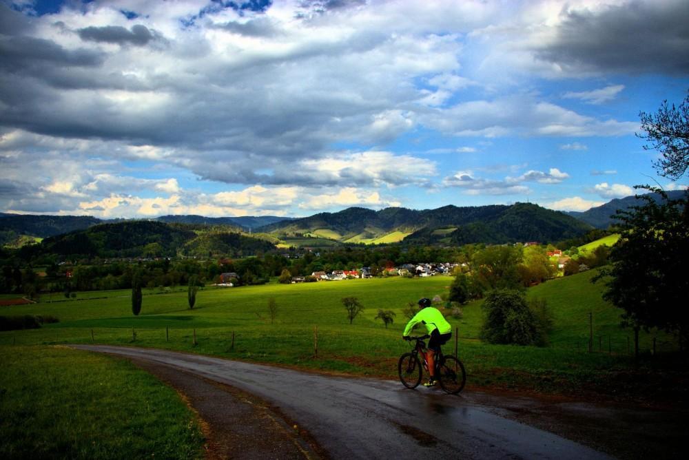 Wer einen langen Weg zur Arbeit hat, kann mit einem E-Bike Zeit und Energie sparen. Abbildung: Pixabay, Raychito CCO Public Domain
