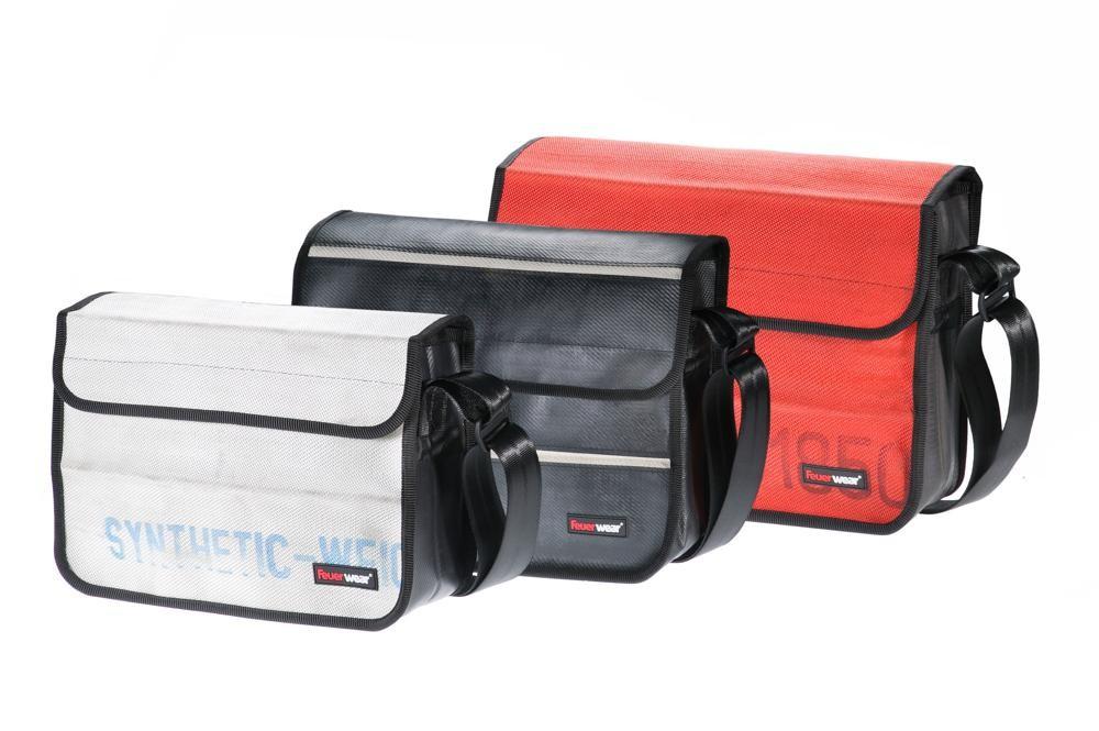 Die robuste Laptoptasche Scott schützt mobile Technik zuverlässig. Abbildung: Feuerwear