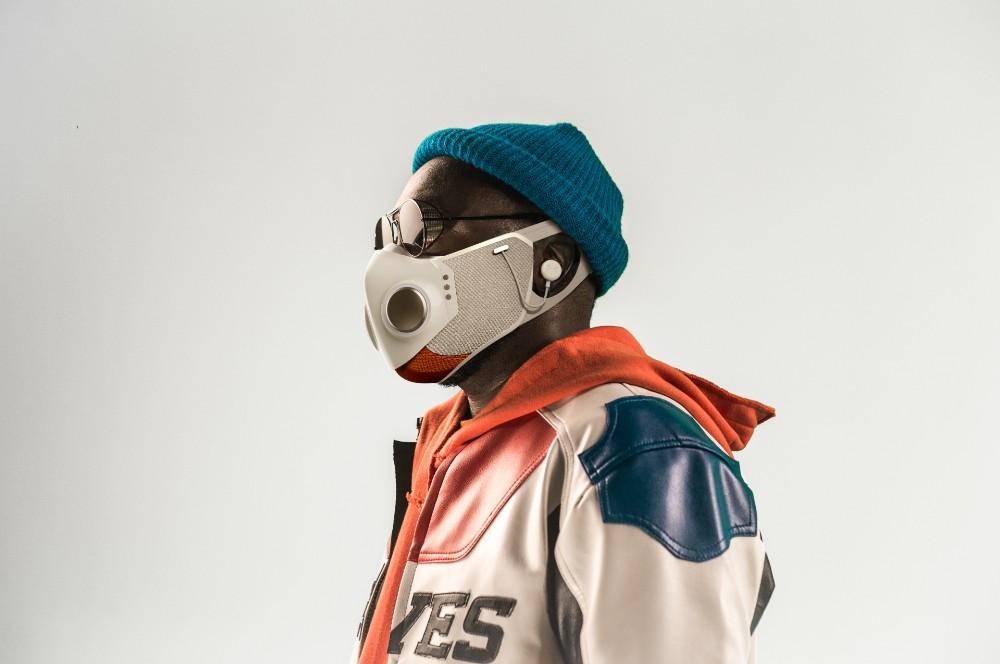 Xupermask von Will-I-Am.