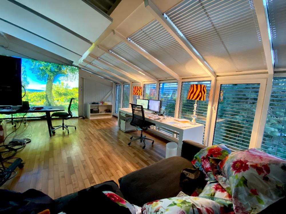 Das Hauptbüro von Otto Kasper. Foto: Otto Kasper