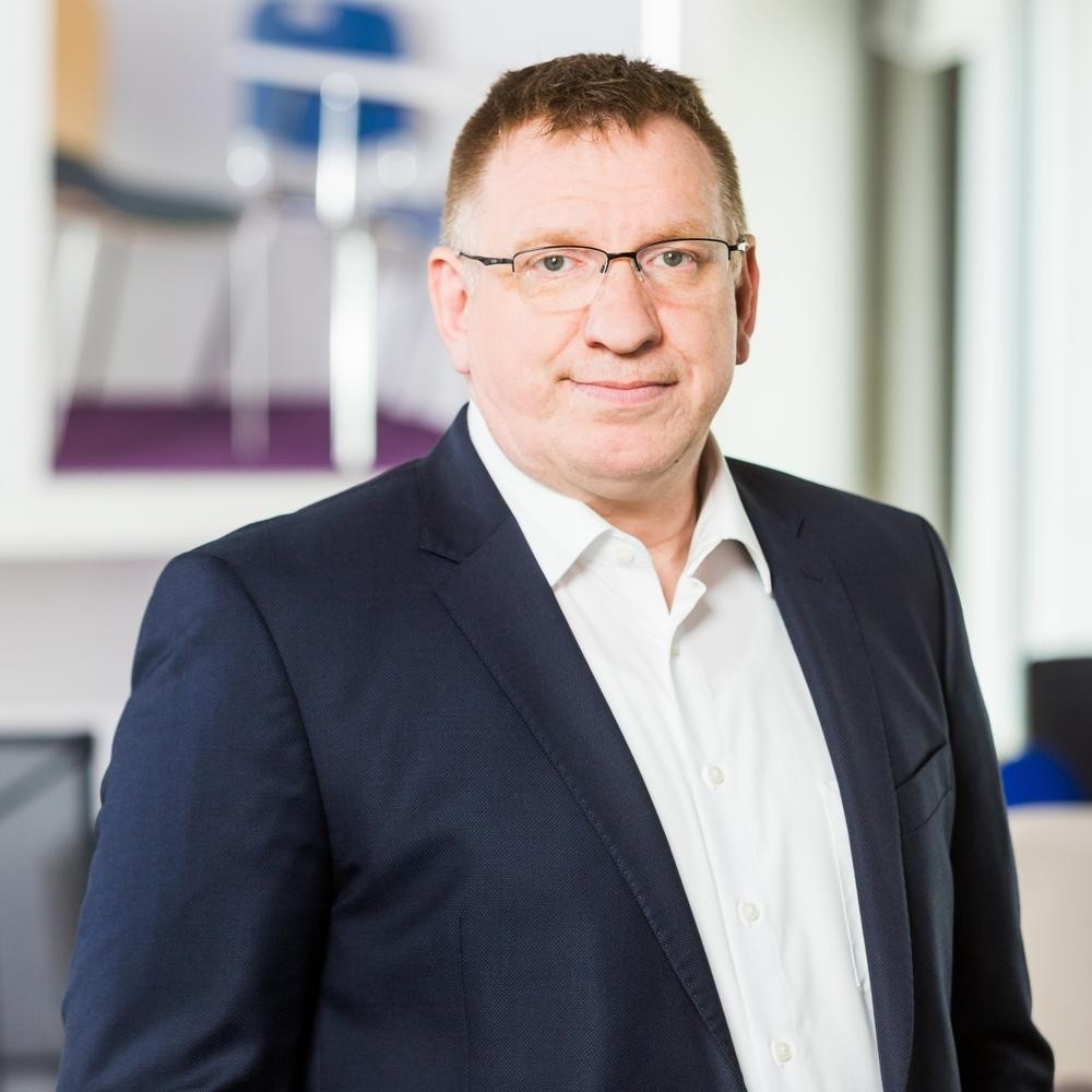 Jens Puchalla, Verkaufsleiter Büromöbelfachhandel, Nowy Styl.