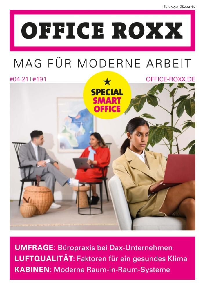 Ausgabe #04.21, OFFICE ROXX Mag