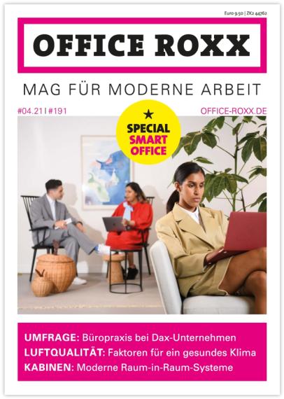 OFFICE ROXX Magazin für moderne Arbeit