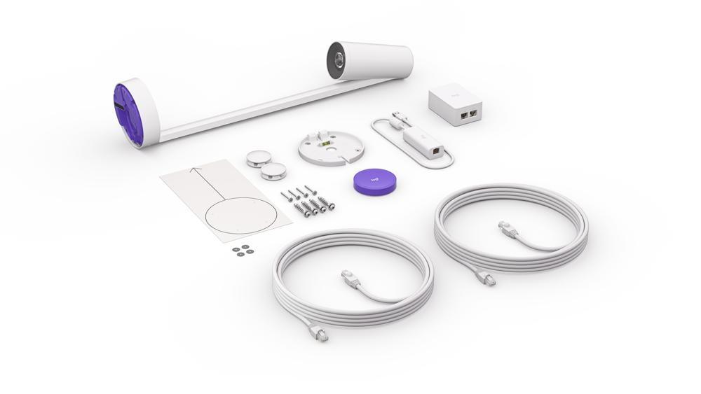 Im Redaktionstest: die Whiteboard-Kamera Scribe von Logitech. Preis (UVP): 1.091,60 € netto. Abbildung: Logitech