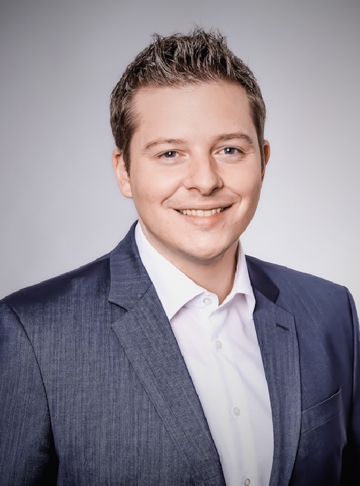 Urano-Geschäftsführer und Chief Operating Officer (COO) Sebastian Schmalenbach. Abbildung: Urano