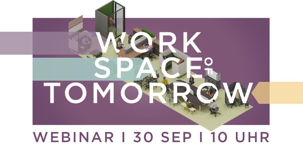 Live-Webinar: Workspace of tomorrow. Abbildung Novy Styl.