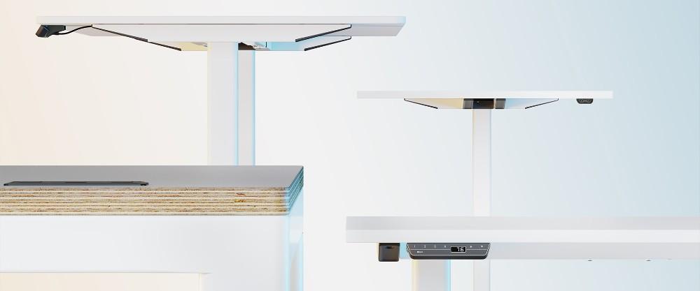 Logicdata ist einer der bekanntesten Hersteller im Bereich von verstellbaren Möbeln. Abbildung: Logicdata