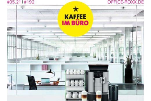 OFFICE ROXX Mag #05/21: E-Paper ist online