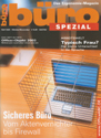Ausgabe 5/03 enthält BüroSpezial Office & Object 2003