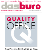 Das Büro: Quality Office 2015, ET 11.05.2015